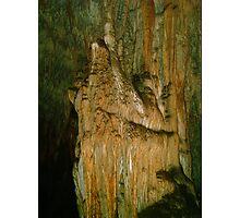 Grutas De La Estrella - Cave Formation 7 Photographic Print