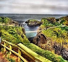 Carrick-a-Rede by K2D2vaca