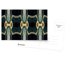 The Columns of Elisora Postcards