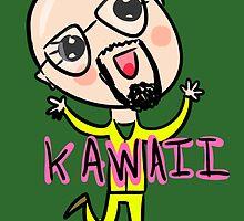 Walter White Kawaii by TroyBolton17