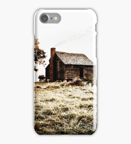 Cold Snap at Dan Lawson's  iPhone Case/Skin