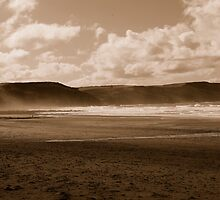 Widemouth mists by imageworld