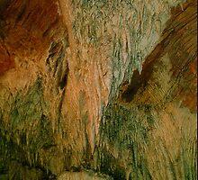 Grutas De La Estrella - Cave Formation  14 by Christopher Johnson