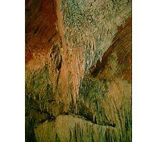 Grutas De La Estrella - Cave Formation  14 Photographic Print