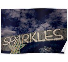 Sparkles Poster