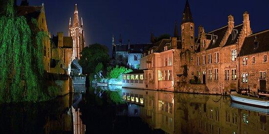 Bruges! by billyboy