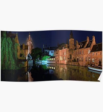 Bruges! Poster