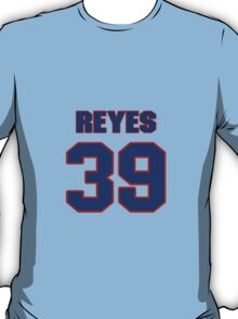 National baseball player Alberto Reyes jersey 39 T-Shirt