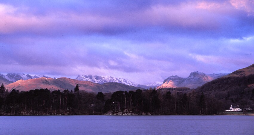 Langdales from Ambleside by kgb1965