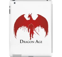 Dragon Age 2 Dragon and Hawke iPad Case/Skin