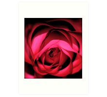For Mum, with Love Art Print