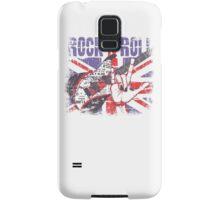 Rock n Roll Union Jack Samsung Galaxy Case/Skin