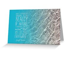 Lost For Words - February 2015 Greeting Card