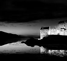 Eilean Donan by Nick Davies