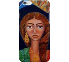 Labyrinth of memoirs iPhone Case/Skin