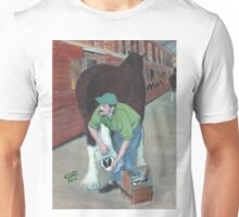 New Shoes Painting Unisex T-Shirt