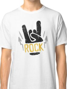 Rock Horns Classic T-Shirt