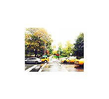 New York City, Central Park Entrance by MissCellaneous