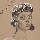 """Aviator""  by Sergei Rukavishnikov by Alenka Co"