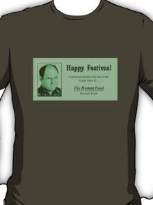 George Costanza - Festivus T-Shirt