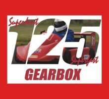 Superkart 125 Gearbox  by zoompix