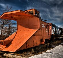 All Aboard by Kevin  Kroeker