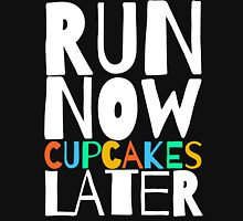 Run Now Cupcakes Later Tank Top