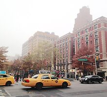 Smooth Corner NYC by MissCellaneous