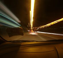 Street Lights by Harry Dinnen