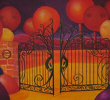 The Green Gate by Gaby Schrott