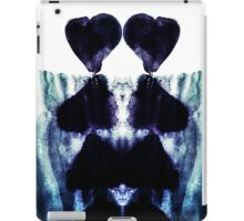 Goth hearts iPad Case/Skin