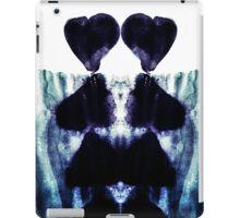 Goth hearts iPad Case/Skin