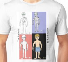The Android- The Transformation Unisex T-Shirt