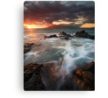Full to the Brim Canvas Print