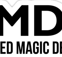 AMD Advanced Magic Deployed Sticker