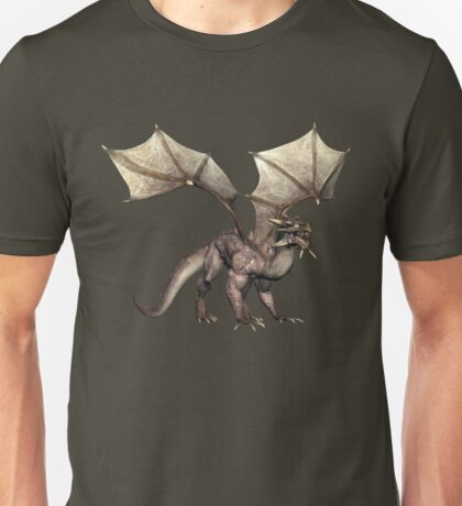 Earth Dragon Unisex T-Shirt