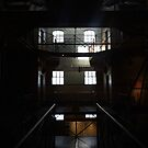The Gallows at Old Melbourne Jail by Ben de Putron