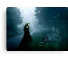 May Eve Canvas Print