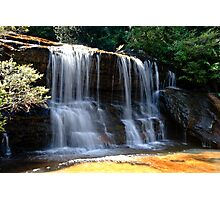 Wentworth Falls - Blue Mtns  - OZ Photographic Print