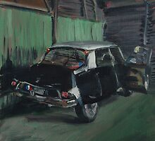 Garaged (Lidcome) by Simon Collins