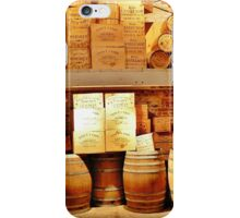 An Old-Fashioned Storeroom iPhone Case/Skin
