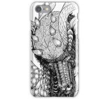 Dragons portrait iPhone Case/Skin