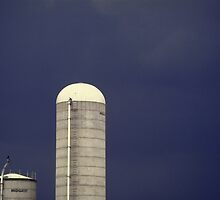 Silos by Shell59