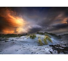 Arisaig Sunset Photographic Print