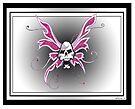 skull fairy by dimarie