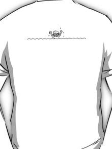 Swimming boy T-Shirt