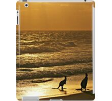 Early one morning,  just as the sun was rising. iPad Case/Skin
