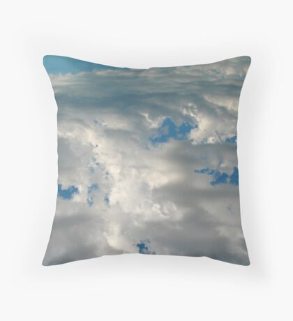 The Realm. Throw Pillow