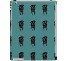 My first true love was my dog  iPad Case/Skin