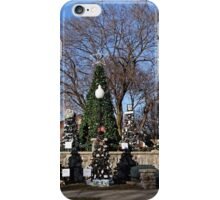 Merry Christmas from Punxsutawney PA iPhone Case/Skin